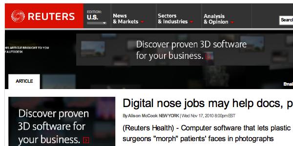 Reuters Online